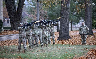 Veterans Week celebrated at College of the Ozarks