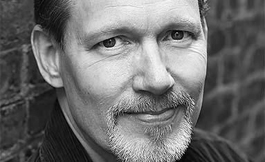 Actor and Singer J. Mark McVey speaks at College of the Ozarks