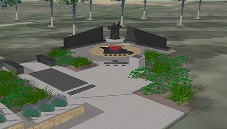 Missouri Vietnam Veterans Memorial  Image