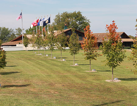 Veterans Grove at C of O