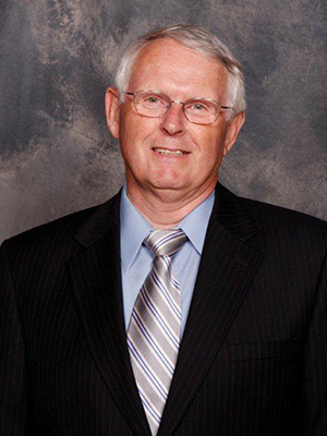 Coach George Wilson