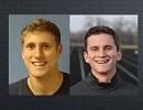 Carpenter & Vogt Named Scholar Athletes