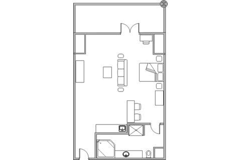 Loft Floor Plan