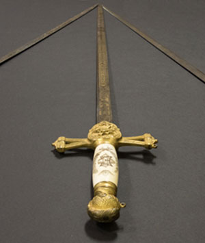 Masonic Swords