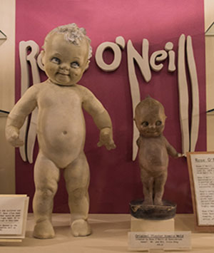 Rose Oneill Doll Exhibit