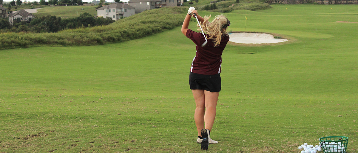 Lady Bobcat Golf