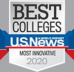 U.S. News Most Innovative