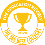 Princeton Review The 385 Best Colleges