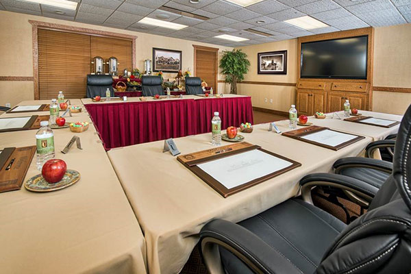 Leadership Conference Rooms