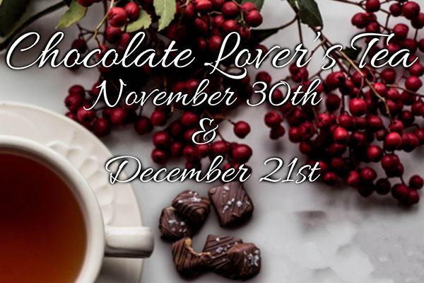 Tea and Chocolates