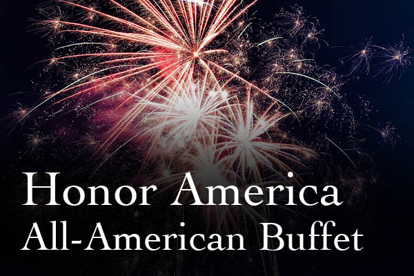All American Buffet at The Keeter Center
