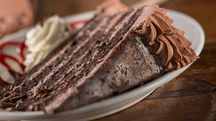 Mile High Cake