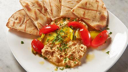 Rosemary and Garlic Hummus