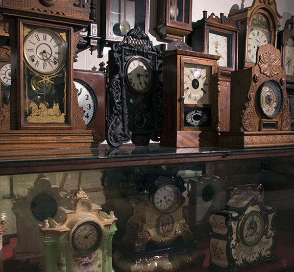 Antique Clocks and Watches